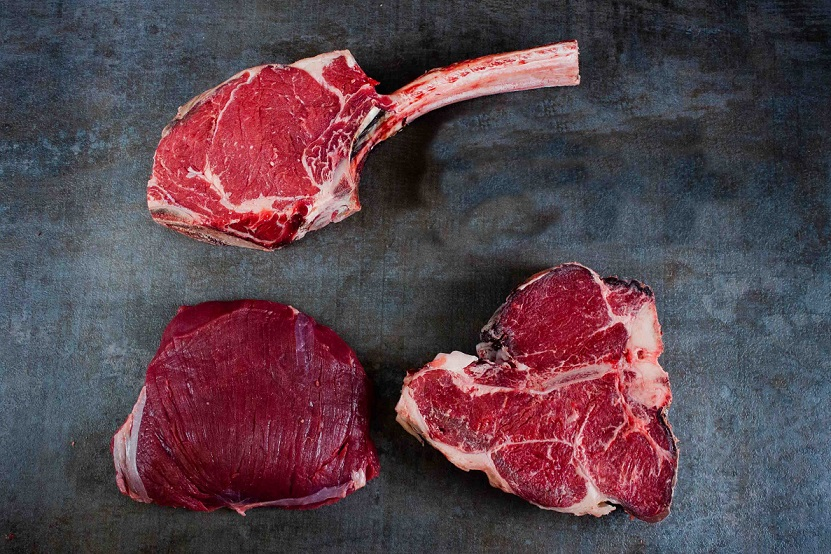 Dry Aged Daddys Cut Beef Paket - True Wilderness