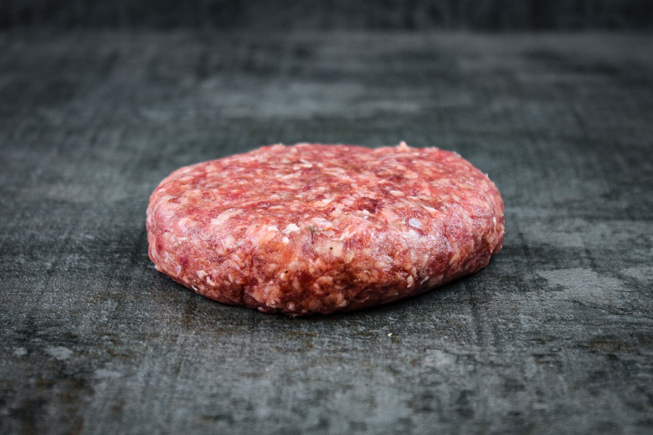 Dry Aged Beef Burger Patty 200g True Wilderness
